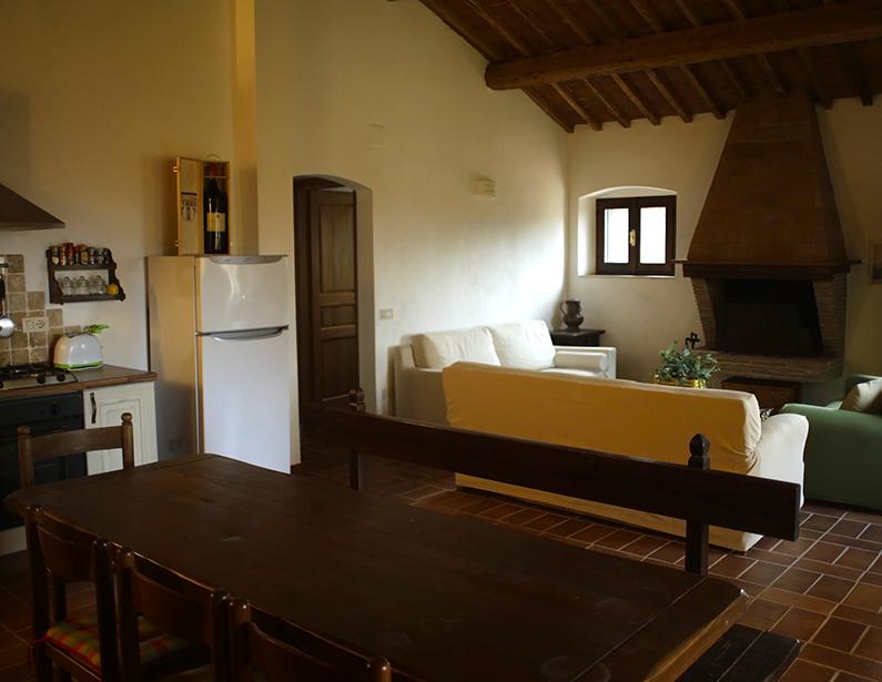 Casa Vacanza Piccalumachelle - Toscana - Il Poggio
