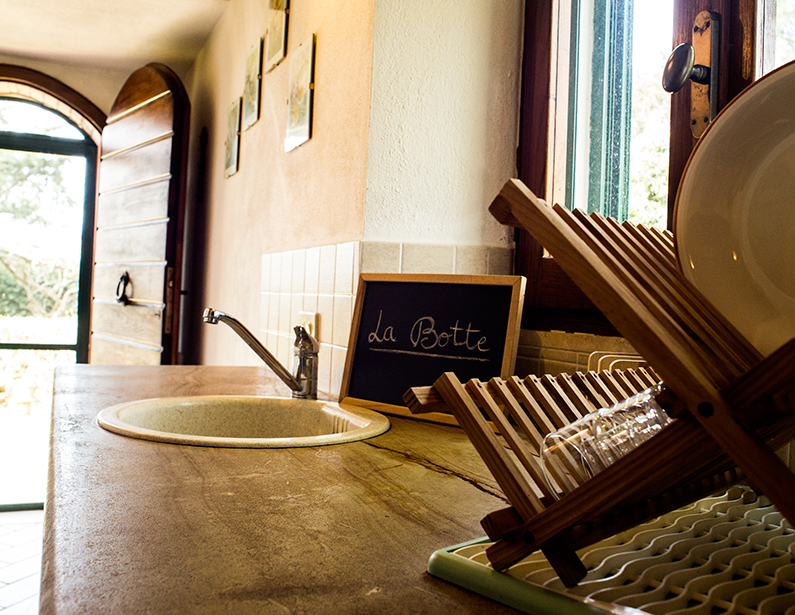 Appartamento in affitto nella Maremma Toscana