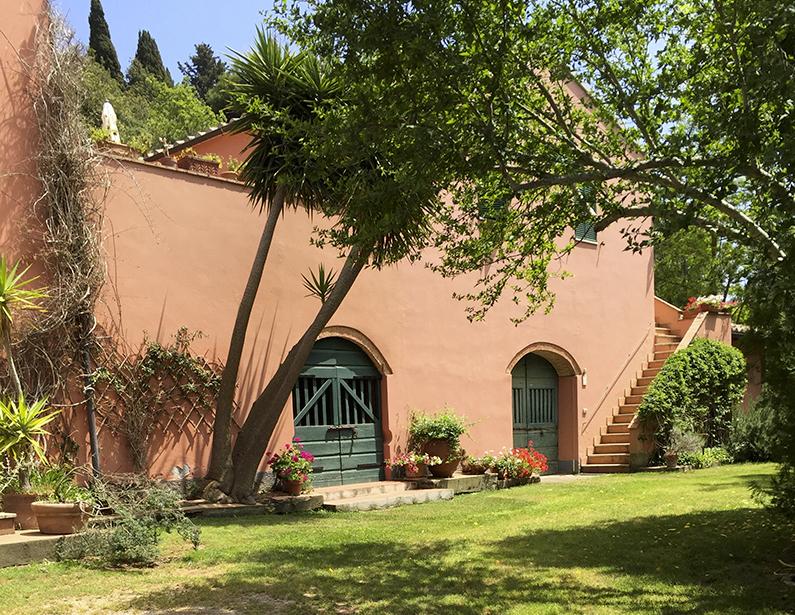 Casa Vacanza Piccalumachelle - Maremma Toscana - Giardino